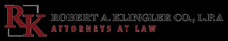 Robert A. Klingler Co., L.P.A. Logo